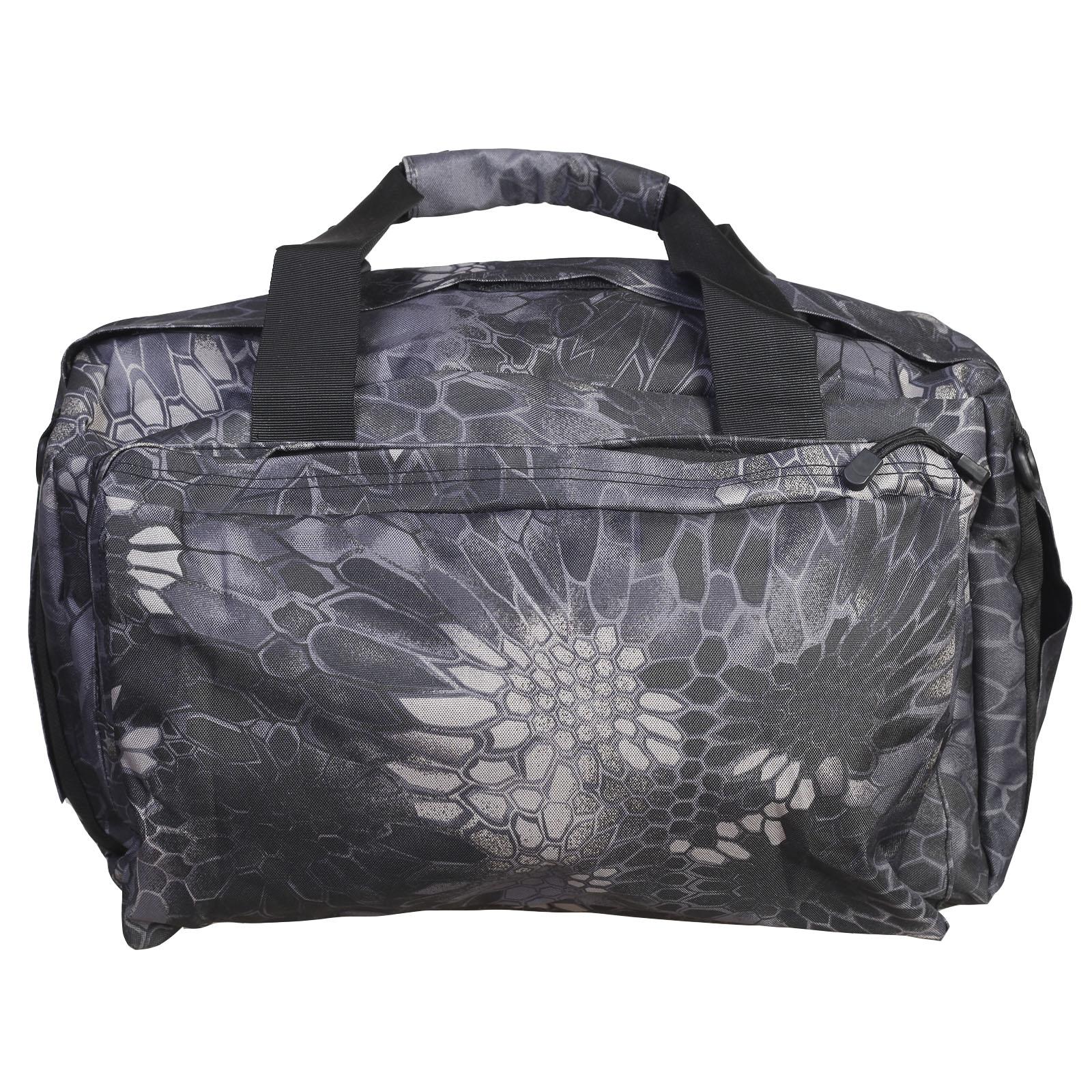 Мужская дорожная сумка камуфляж Kryptek Typhon