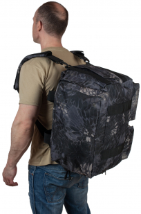 Мужская дорожная сумка камуфляж Kryptek Typhon от Военпро