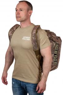 Мужская дорожная сумка Ни пуха, Ни пера - купить с доставкой