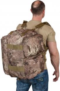 Мужская дорожная сумка Ни пуха, Ни пера  купить по выгодной цене