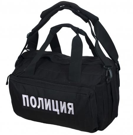Мужская дорожная сумка Полиция
