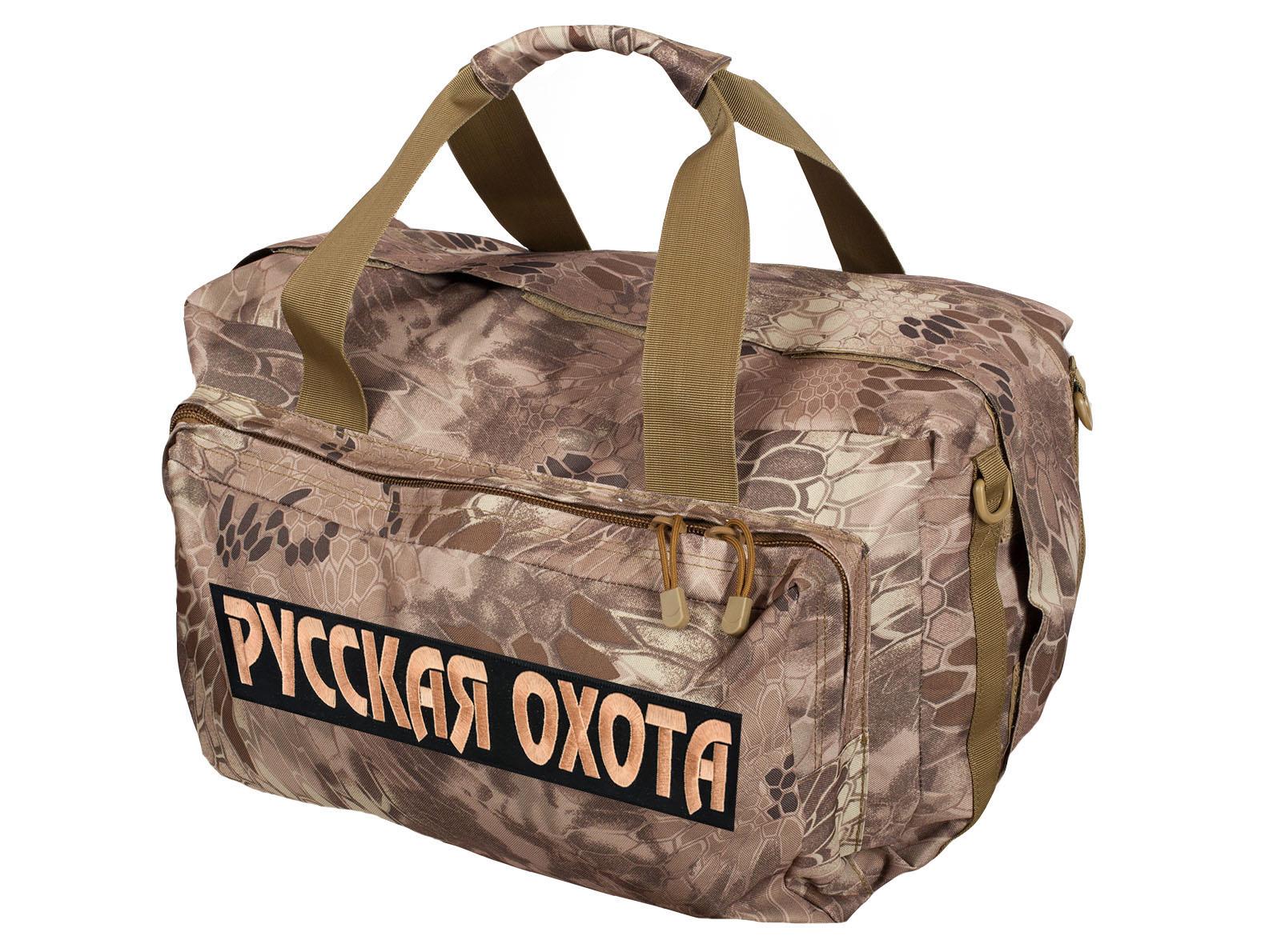 Мужская дорожная сумка Русская Охота - купить выгодно