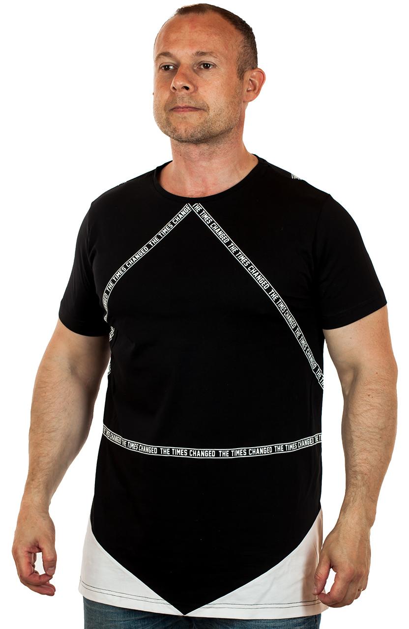 Купить мужскую футболку в интернет магазине в Москве