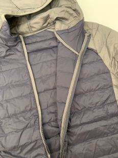 Мужская двухцветная куртка от Greenlander