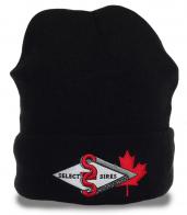 Мужская флисовая шапка Select Sires. Отменный головной убор, в котором тепло всегда