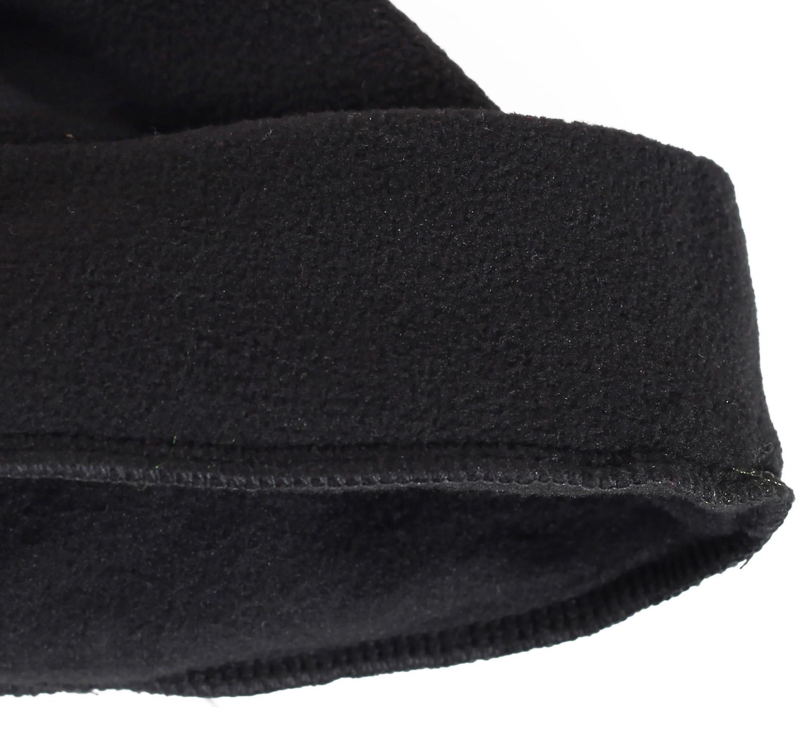 Заказать мужскую флисовую зимнюю шапку по выгодной цене