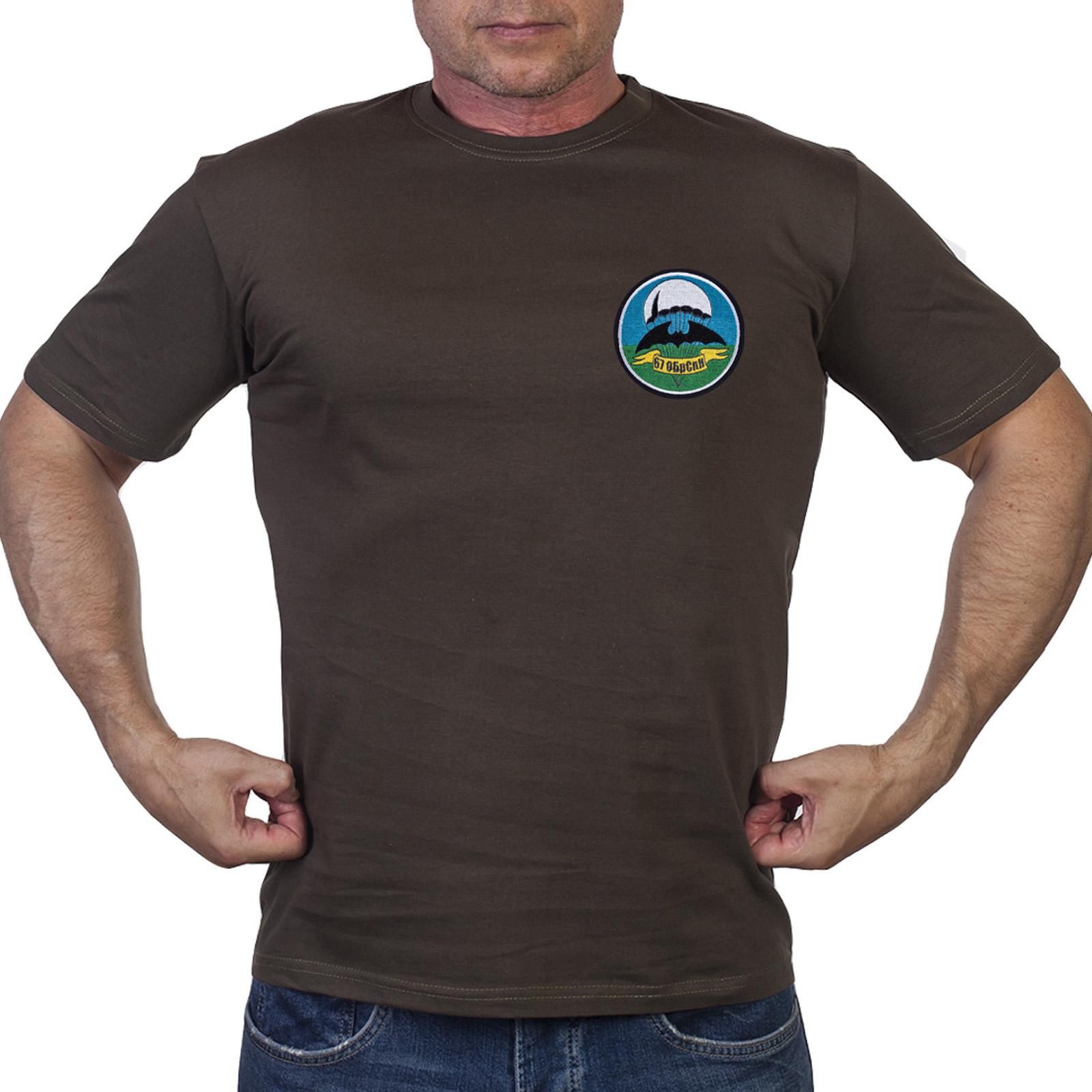 Мужская футболка 67 ОБрСпН