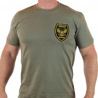 Мужская футболка бойца Грибных Войск