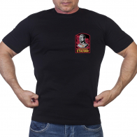 Мужская футболка со Сталиным