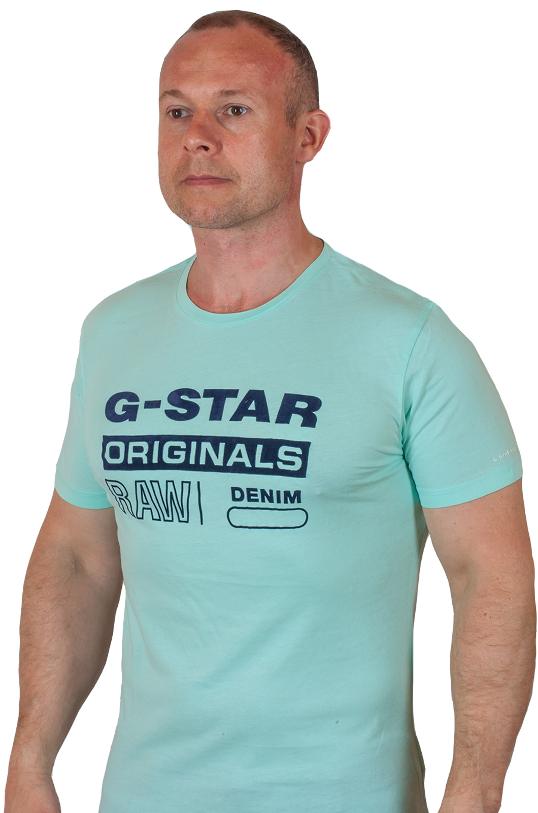 Мужская футболка для свежего образа G-Star Raw®