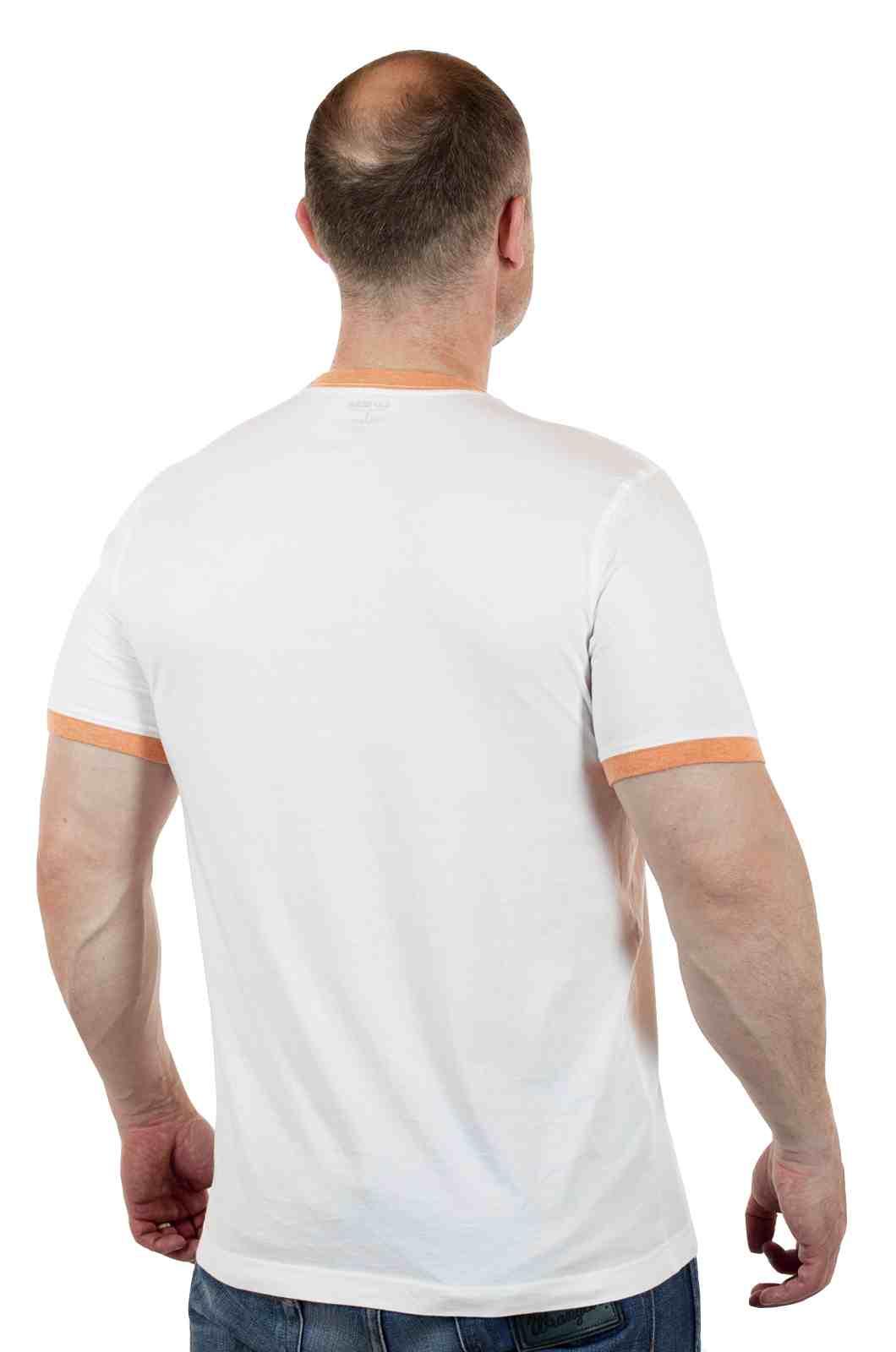 Мужская футболка Express - классика из США-сзади