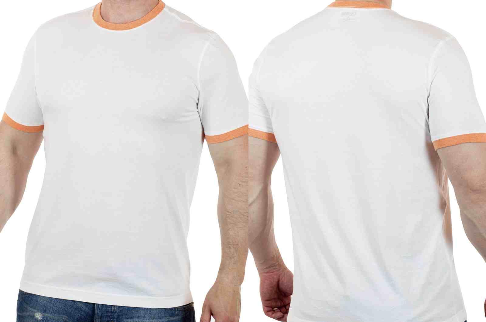 Мужская футболка Express - классика из США-двойной ракурс