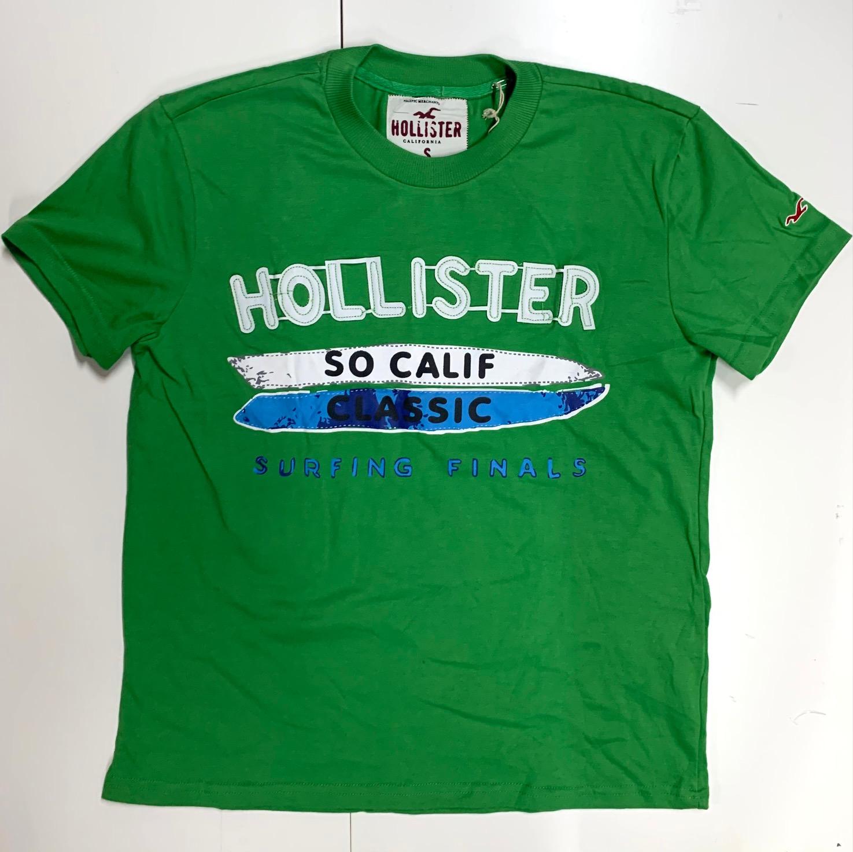 Мужская футболка Hollister