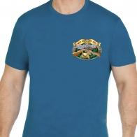 Мужская футболка охотничья.