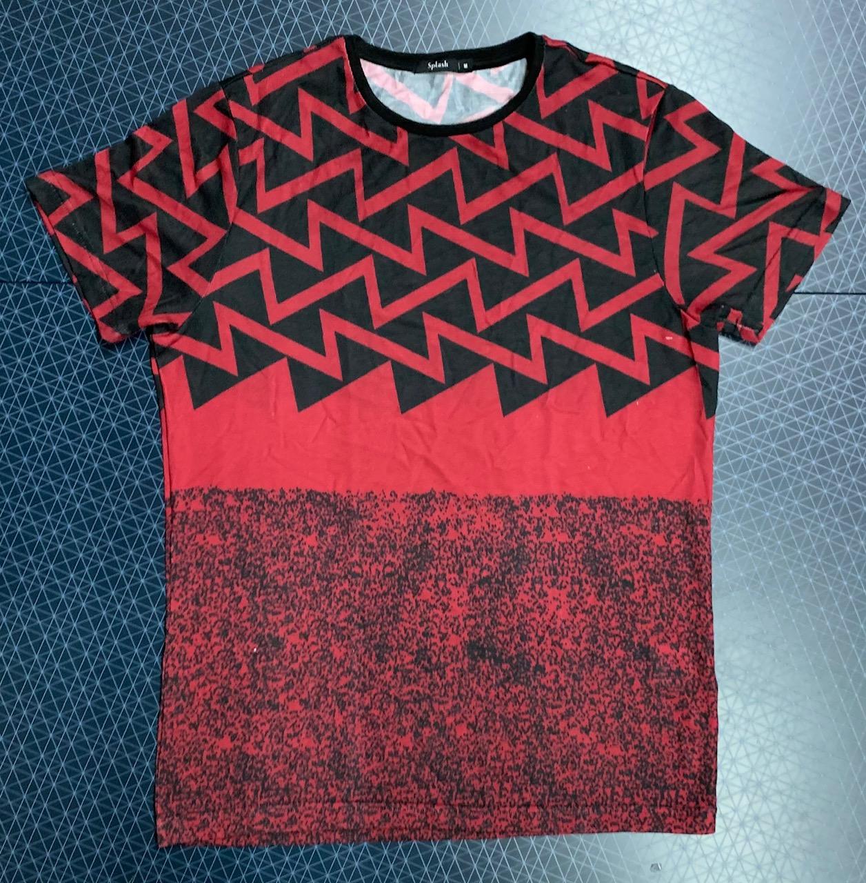 Мужская футболка от бренда SPLASH