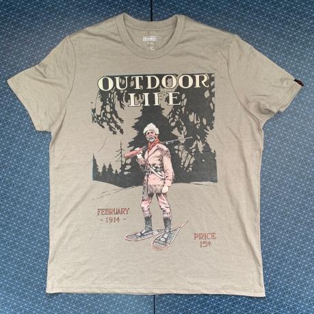 Мужская футболка OUTDOORLIFE