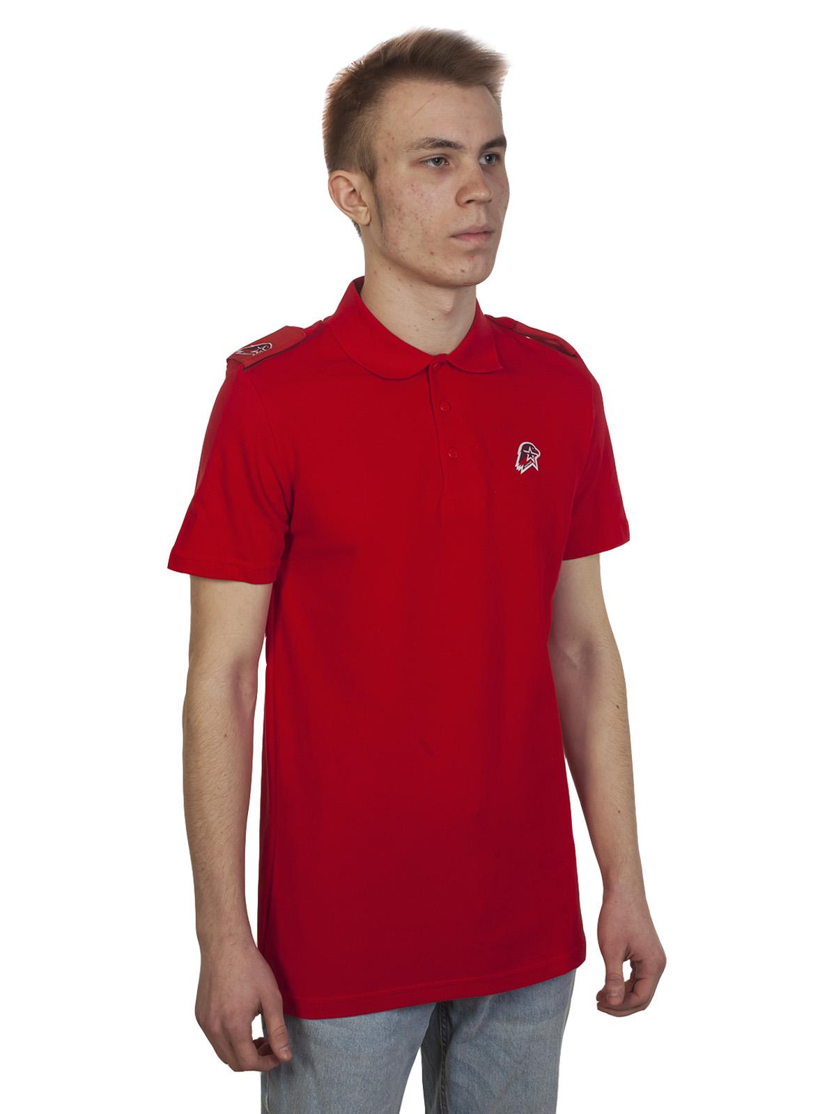 Купить мужскую рубашку поло Юнармия