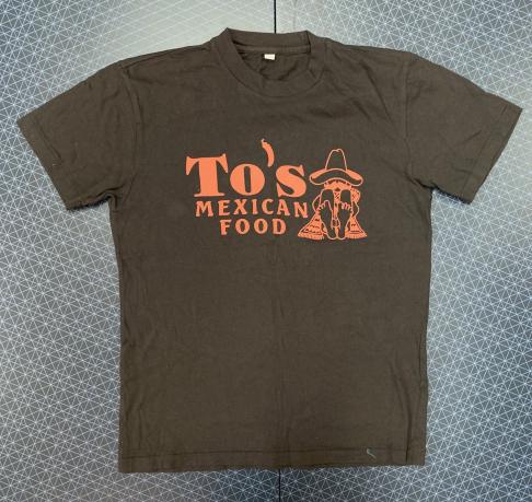 Мужская футболка с прикольной надписью
