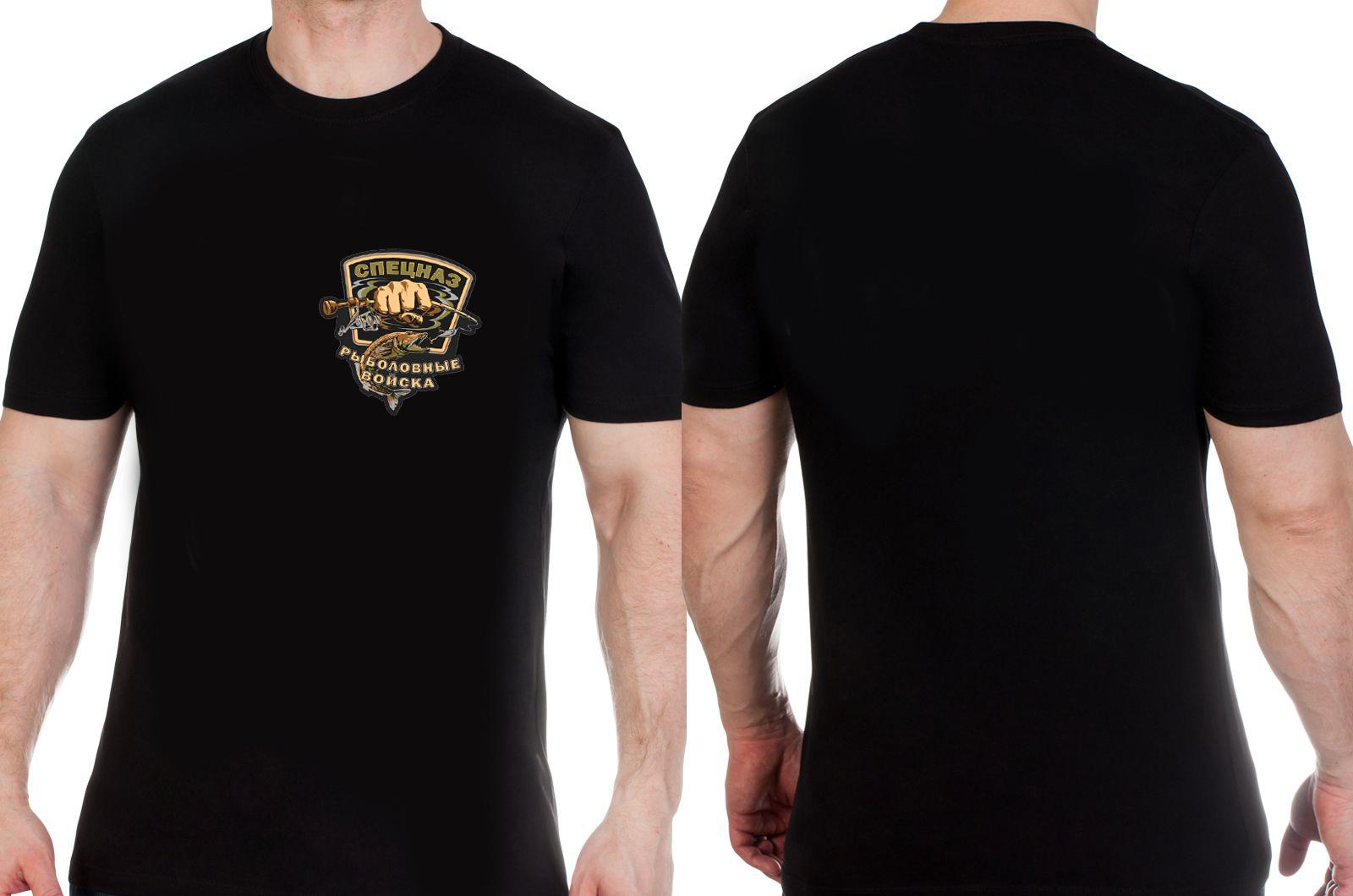 Купить мужскую футболку с тематическим принтом