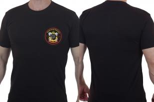 Мужская футболка с вышивкой Морская пехота БФ - купить оптом