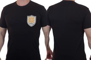 Мужская футболка с вышивкой Славянская Русь