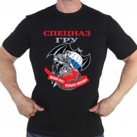 """Мужская футболка """"Спецназ ГРУ"""""""