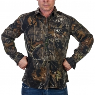 Мужская камуфляжная рубашка Mossy Oak (США)