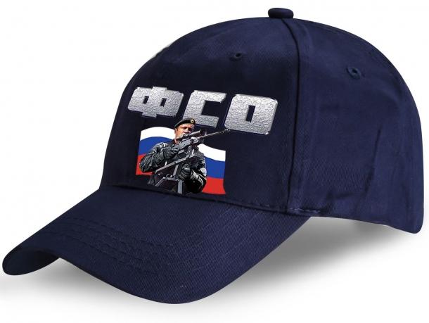Мужская кепка ФСО России - купить онлайн с доставкой