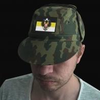 Мужская милитари кепка с Имперским шевроном