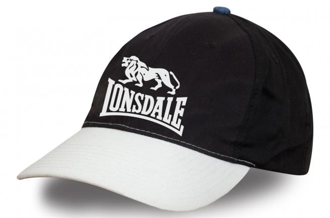 Мужская кепка Lonsdale