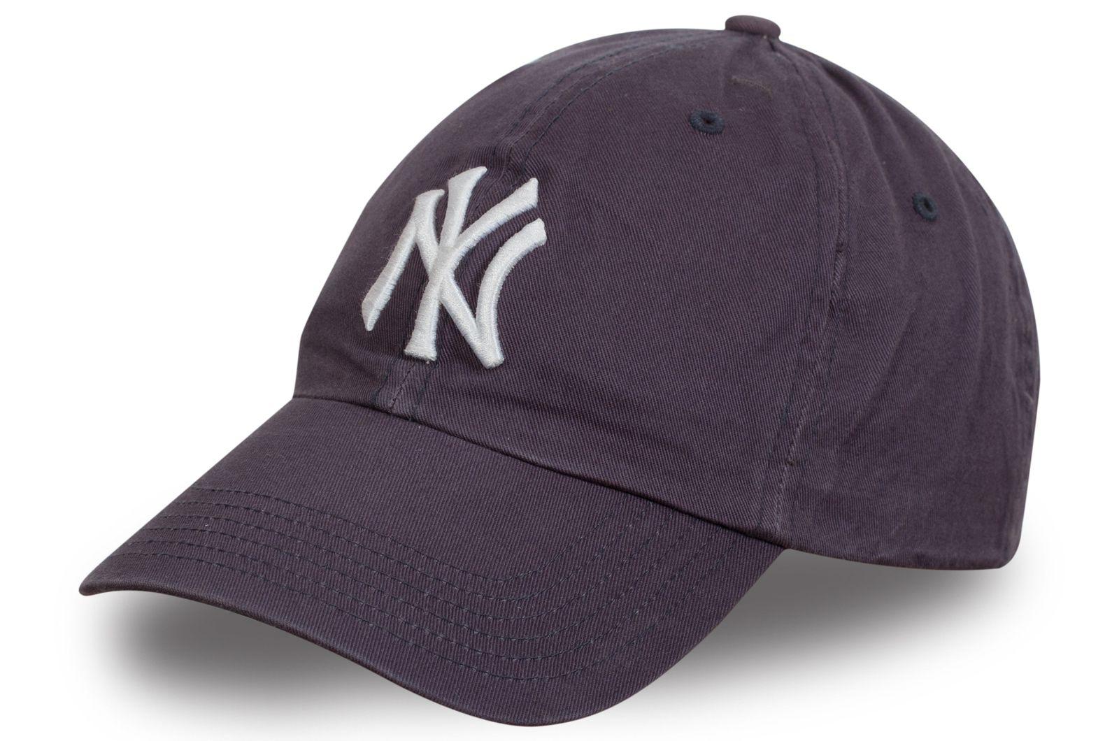 Мужская кепка NY - купить с доставкой