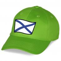 Мужская кепка с флагом ВМФ - купить с доставкой