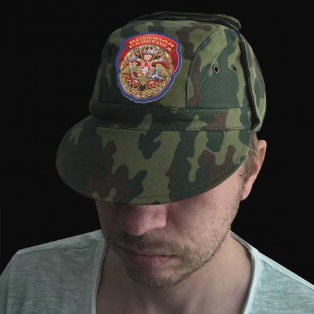 """Мужская кепка с термотрансфером """"Военная разведка"""""""