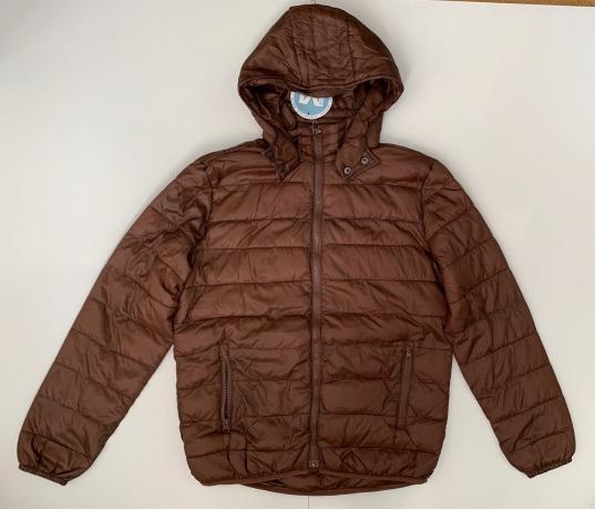 Мужская коричневая куртка от MYDAY