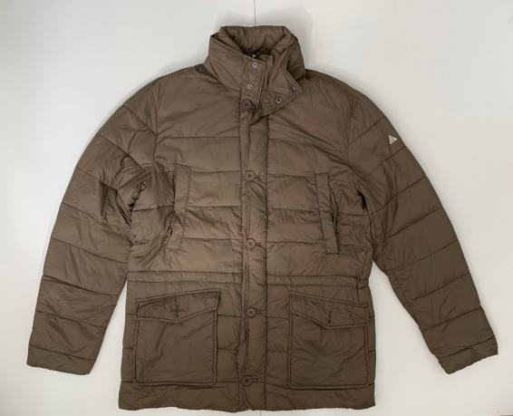 Мужская коричневая куртка от PACCO SPORT
