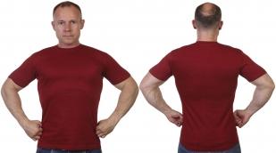 Мужская краповая футболка - заказать с доставкой