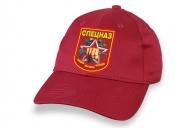 Мужская красная кепка Спецназа