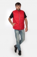 Мужская куртка без рукавов от Cortefiel (Испания).