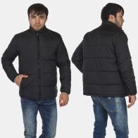 Мужская куртка черного цвета от Urb.