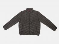 Мужская куртка коричневого цвета от JCT & CO (США).