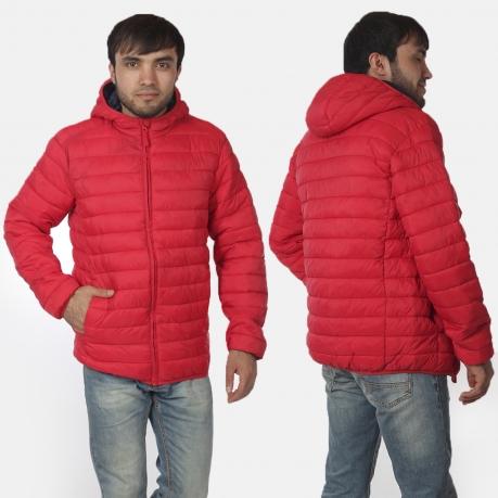 Мужская куртка красного цвета от Urb.