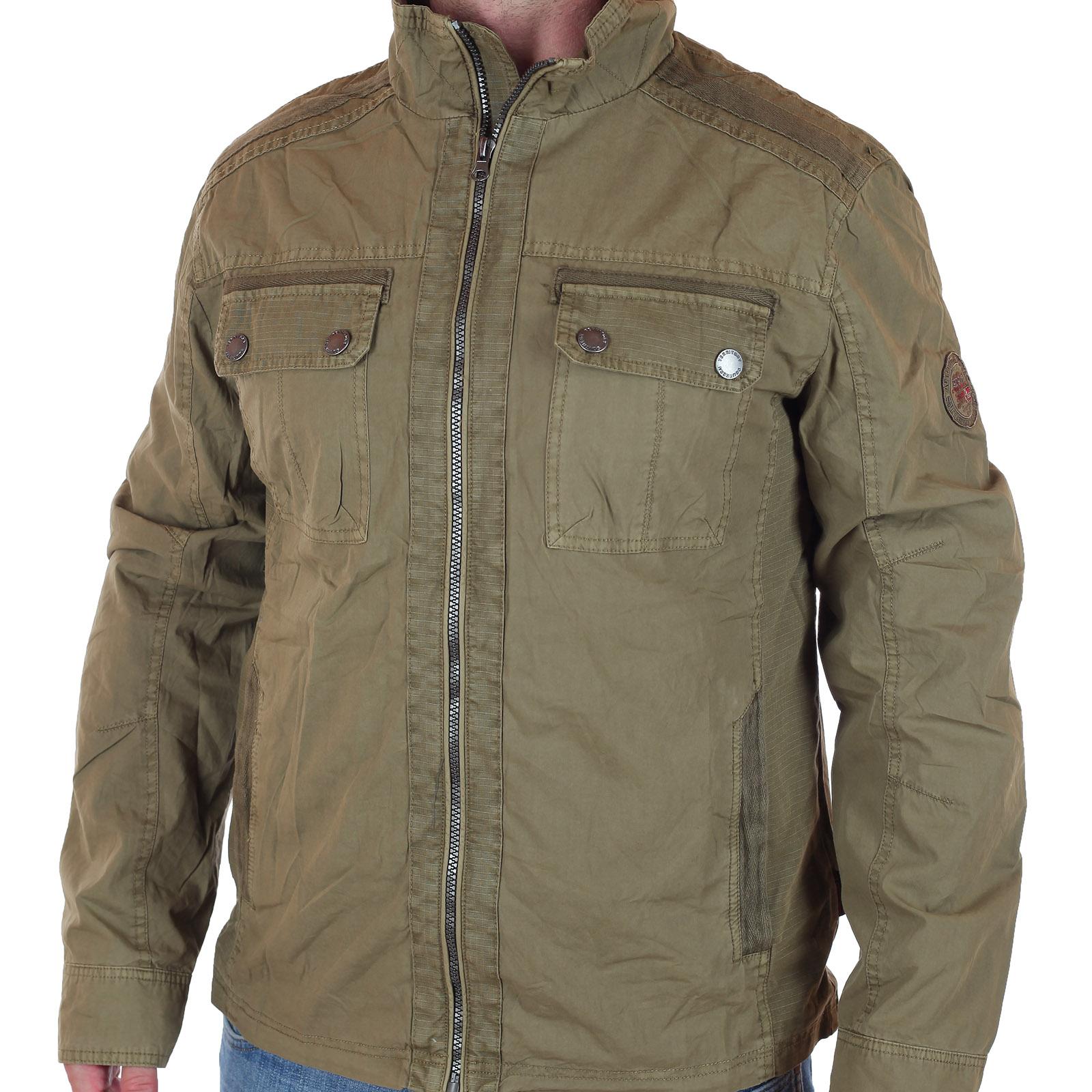 a31b061535c Демисезонная мужская куртка-парка Southern Territory (Норвегия) всего за  999 рублей!