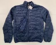 Мужская куртка темно-синего цвета