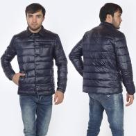Мужская куртка темно-синего цвета от Jeans Wear (США).