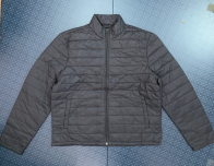 Мужская куртка темного оттенка