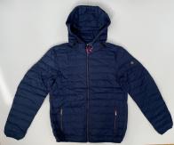Мужская легкая куртка темно-синего цвета