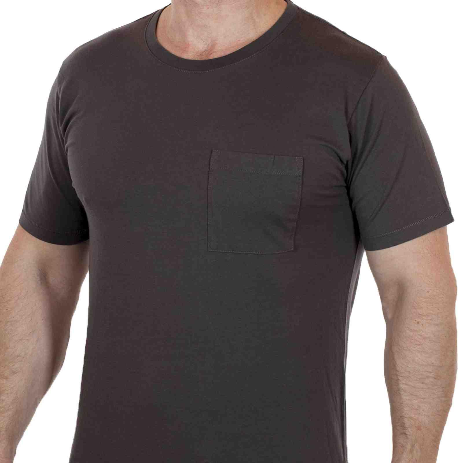 Мужская летняя футболка на каждый день ARTICLE-главная