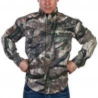 Мужская милитари-рубашка от Mossy Oak (США)