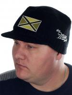 Мужская модная шапка с козырьком от Miller Way - купить онлайн