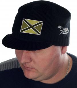 Мужская модная шапка с козырьком от Miller Way - купить в подарок